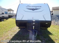 New 2018  Forest River Surveyor 264RKLE by Forest River from Chilhowee RV Center in Louisville, TN