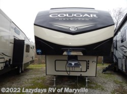 New 2018  Keystone Cougar 32DBH by Keystone from Chilhowee RV Center in Louisville, TN