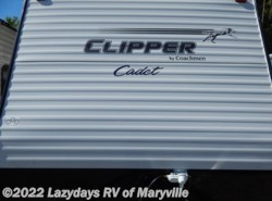 New 2019  Coachmen Clipper Cadet 17CBH by Coachmen from Chilhowee RV Center in Louisville, TN
