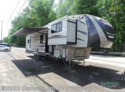 Used 2016  Palomino Sabre 36FLRB by Palomino from Campers Inn RV in Ellwood City, PA