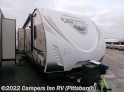 New 2017  Forest River  Freedom Express Liberty Edition 320BHDSLE by Forest River from Campers Inn RV in Ellwood City, PA