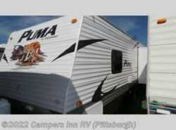 Used 2011  Forest River  Puma 25 RDS by Forest River from Campers Inn RV in Ellwood City, PA