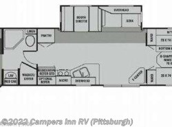 Used 2009  CrossRoads Zinger ZT37DB by CrossRoads from Campers Inn RV in Ellwood City, PA