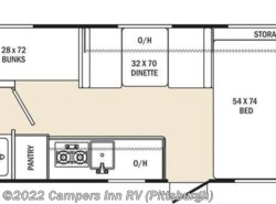 Used 2016 Coachmen Clipper Ultra-Lite 17BH available in Ellwood City, Pennsylvania