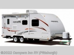 Used 2010  K-Z  KZ Coyote Lite 16 by K-Z from Campers Inn RV in Ellwood City, PA