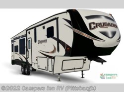 New 2018  Prime Time Crusader 340RST by Prime Time from Campers Inn RV in Ellwood City, PA