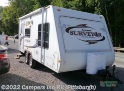 Used 2010  Forest River Surveyor 192T by Forest River from Campers Inn RV in Ellwood City, PA