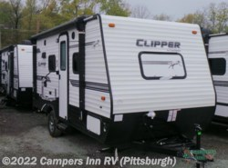 New 2018  Coachmen Clipper Ultra-Lite 17FQ by Coachmen from Campers Inn RV in Ellwood City, PA