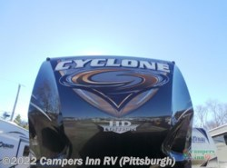 Used 2015  Heartland RV Cyclone M4200 by Heartland RV from Campers Inn RV in Ellwood City, PA