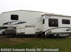 Used 2005  Forest River Wildwood 285RLSS by Forest River from Colerain RV of Cinncinati in Cincinnati, OH