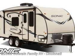 New 2018  Venture RV Sonic 220VBH by Venture RV from Colerain RV of Cinncinati in Cincinnati, OH