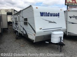 Used 2008  Forest River Wildwood 27RB LTD by Forest River from Colerain RV of Cinncinati in Cincinnati, OH