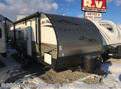 Used 2015  Forest River Grey Wolf 25RR by Forest River from Colerain RV of Cinncinati in Cincinnati, OH