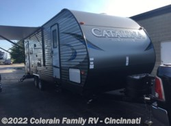 New 2019  Coachmen Catalina 263RLSE by Coachmen from Colerain RV of Cinncinati in Cincinnati, OH