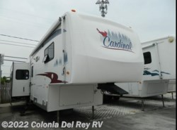 Used 2006  Forest River Cardinal 33TSLE by Forest River from Colonia Del Rey RV in Corpus Christi, TX