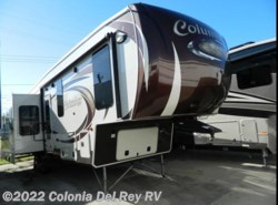 Used 2014  Palomino Columbus 320RS by Palomino from Colonia Del Rey RV in Corpus Christi, TX