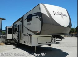 New 2018  Forest River Wildcat 35WB by Forest River from Colonia Del Rey RV in Corpus Christi, TX