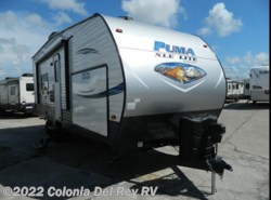 New 2018 Palomino Puma XLE 25TFC available in Corpus Christi, Texas