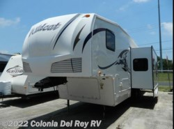 Used 2008  Forest River Wildcat 31THSB by Forest River from Colonia Del Rey RV in Corpus Christi, TX