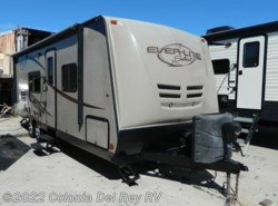 Used 2013  EverGreen RV  Ever Lite 27RB by EverGreen RV from Colonia Del Rey RV in Corpus Christi, TX