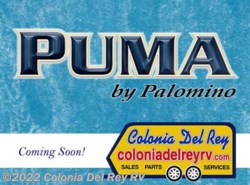 New 2018  Palomino Puma 32BHQB by Palomino from Colonia Del Rey RV in Corpus Christi, TX