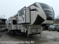 New 2018  Forest River Sandpiper 38FKOK by Forest River from Colonia Del Rey RV in Corpus Christi, TX