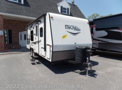 Used 2017  Forest River Flagstaff Micro Lite 23LB by Forest River from Colonial Airstream & RV in Lakewood, NJ