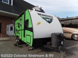 Used 2014  Winnebago Minnie 2101FBS by Winnebago from Colonial Airstream & RV in Lakewood, NJ
