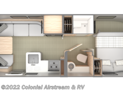 New 2019 Airstream Globetrotter 25FBQ Queen available in Lakewood, New Jersey