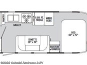 2014 Airstream Flying Cloud 23FBQ Queen