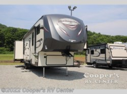 New 2017  Forest River Wildwood Heritage Glen 356QB by Forest River from Cooper's RV Center in Murrysville, PA