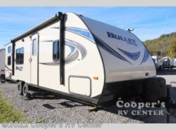 New 2017  Keystone Bullet Crossfire 2510BH by Keystone from Cooper's RV Center in Murrysville, PA