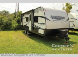 Used 2017  Keystone  Summerland 2020QB by Keystone from Cooper's RV Center in Murrysville, PA