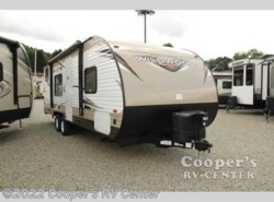 New 2018  Forest River Wildwood X-Lite 261BHXL by Forest River from Cooper's RV Center in Murrysville, PA