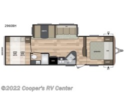 New 2018  Keystone  Summerland 2960BH by Keystone from Cooper's RV Center in Murrysville, PA