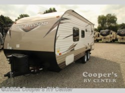 New 2018  Forest River Wildwood X-Lite 201BHXL by Forest River from Cooper's RV Center in Murrysville, PA