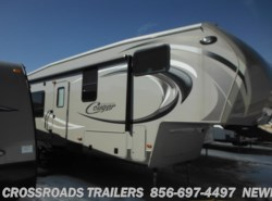 Used 2013  Keystone Cougar High Country 299RKS by Keystone from Crossroads Trailer Sales, Inc. in Newfield, NJ