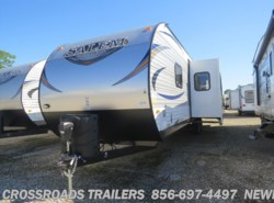 New 2017  Forest River Salem T31BKIS by Forest River from Crossroads Trailer Sales, Inc. in Newfield, NJ
