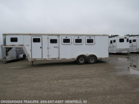 2003 Exiss 4H Slant Load GN w/dr room