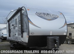 New 2017  Forest River Salem T30LOFTK by Forest River from Crossroads Trailer Sales, Inc. in Newfield, NJ