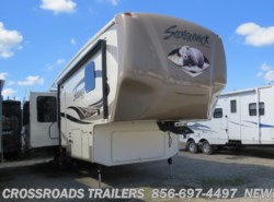 Used 2014  Forest River Cedar Creek Silverback 29IK by Forest River from Crossroads Trailer Sales, Inc. in Newfield, NJ