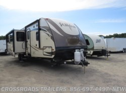 New 2017  Forest River Wildcat 343BIK by Forest River from Crossroads Trailer Sales, Inc. in Newfield, NJ