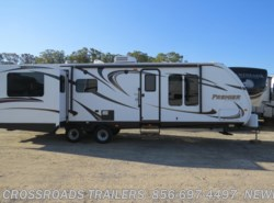 Used 2013  Keystone Bullet 29RTPR by Keystone from Crossroads Trailer Sales, Inc. in Newfield, NJ