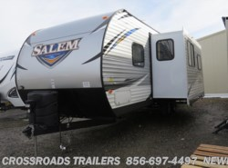 New 2017  Forest River Salem 27DBK by Forest River from Crossroads Trailer Sales, Inc. in Newfield, NJ