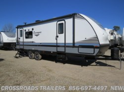New 2017  Forest River Surveyor 251RKS by Forest River from Crossroads Trailer Sales, Inc. in Newfield, NJ