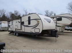 New 2017  Forest River Salem Hemisphere Lite 26BHKHL by Forest River from Crossroads Trailer Sales, Inc. in Newfield, NJ