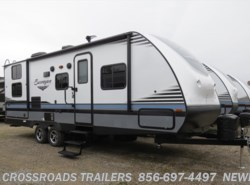 New 2017  Forest River Surveyor 245BHS by Forest River from Crossroads Trailer Sales, Inc. in Newfield, NJ
