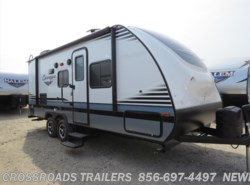 New 2018  Forest River Surveyor 201RBS by Forest River from Crossroads Trailer Sales, Inc. in Newfield, NJ