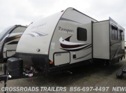 New 2017  Keystone Passport Ultra Lite Grand Touring 2810BH by Keystone from Crossroads Trailer Sales, Inc. in Newfield, NJ