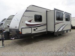 New 2017 Keystone Passport Ultra Lite Grand Touring 2670BH available in Newfield, New Jersey